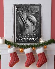 I AM THE STORM 11x17 Poster lifestyle-holiday-poster-4
