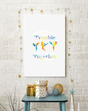 APPARENTLY WE'RE TROUBLE TAEKWONDO 11x17 Poster lifestyle-holiday-poster-3