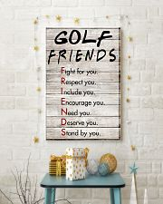 Golf Friends - Poster 11x17 Poster lifestyle-holiday-poster-3