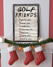 Golf Friends - Poster 11x17 Poster lifestyle-holiday-poster-4