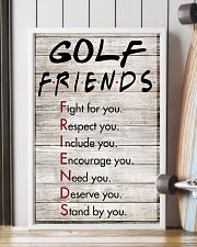 Golf Friends - Poster 11x17 Poster lifestyle-poster-4