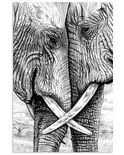 ELEPHANT POSTER 16x24 Poster front