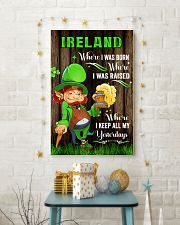 Ireland Where I was born Poster 11x17 Poster lifestyle-holiday-poster-3