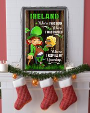 Ireland Where I was born Poster 11x17 Poster lifestyle-holiday-poster-4