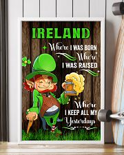 Ireland Where I was born Poster 11x17 Poster lifestyle-poster-4