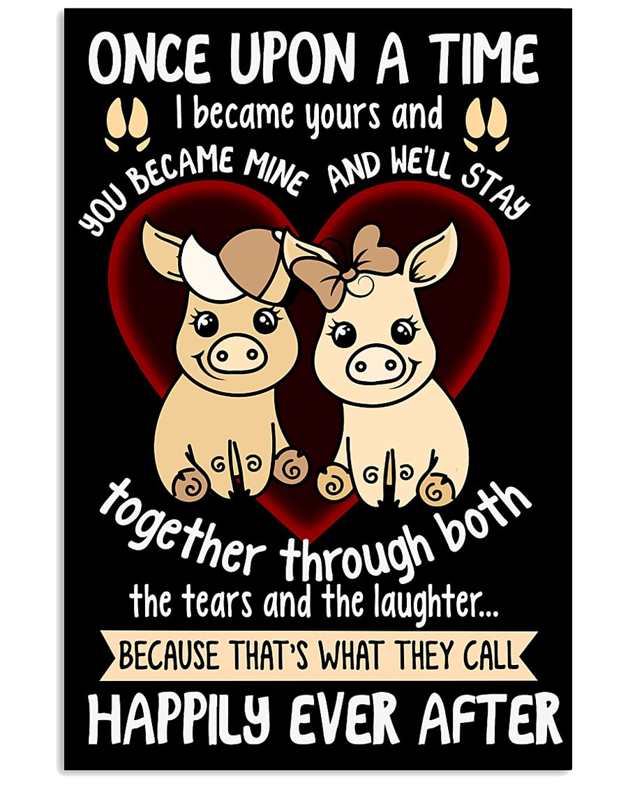 Pigs - Once Upon A Time Poster 16x24 Poster