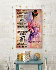 DANCE- TODAY IS A GOOD DAY POSTER 2 16x24 Poster lifestyle-holiday-poster-3