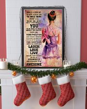 DANCE- TODAY IS A GOOD DAY POSTER 2 16x24 Poster lifestyle-holiday-poster-4
