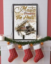 Piano Medicine The Heart Poster 11x17 Poster lifestyle-holiday-poster-4