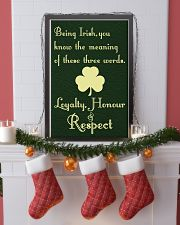 BEING IRISH YOU KNOW THE MEANING 11x17 Poster lifestyle-holiday-poster-4