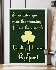 BEING IRISH YOU KNOW THE MEANING 11x17 Poster lifestyle-poster-4