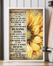 Pharmacist's prayer let me Dedicate my life Poster 11x17 Poster lifestyle-poster-4