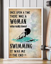 swimming- once upon a time poster 11x17 Poster lifestyle-poster-4