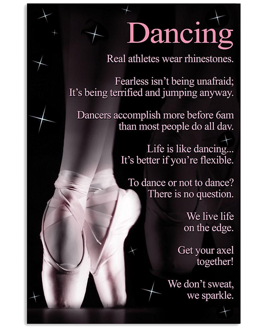 Dancing  Poster 11x17 Poster