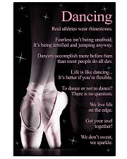 Dancing  Poster 11x17 Poster front