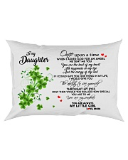 TO MY DAUGHTER- ONE UPON A TIME POSTER- MOM Rectangular Pillowcase front
