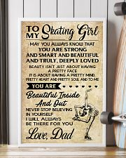 TO MY  Skating Girl - DAD 16x24 Poster lifestyle-poster-4