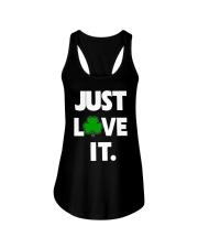 JUST LOVE IT-IRISH Ladies Flowy Tank thumbnail