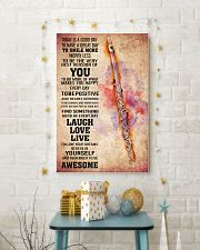 FLUTE - TODAY IS A GOOD DAY POSTER 11x17 Poster lifestyle-holiday-poster-3