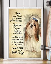 Shih Tzu - Your Friend Poster SKY 11x17 Poster lifestyle-poster-4