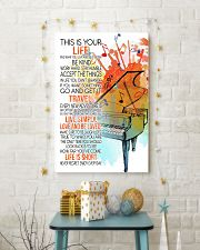 piano this is your life poster- LQT 16x24 Poster lifestyle-holiday-poster-3