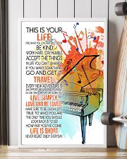 piano this is your life poster- LQT 16x24 Poster lifestyle-poster-4