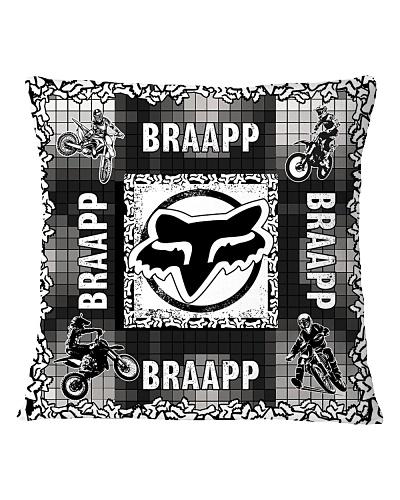 motocross braapp pillowcase