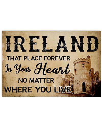 IRELAND THAT PLACE FOREVER IN YOUR HEART poster