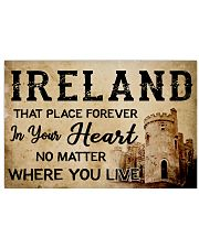 IRELAND THAT PLACE FOREVER IN YOUR HEART poster 17x11 Poster front