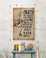 SKATER- EVER MEET POSTER 16x24 Poster lifestyle-holiday-poster-3