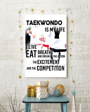 TAEKWONDO IS MY LIFE POSTER 11x17 Poster lifestyle-holiday-poster-3