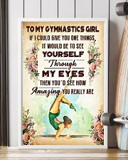 TO MY GYMNASTICS GIRL - YOU REALLY ARE 11x17 Poster lifestyle-poster-4