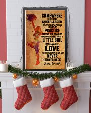 2 cheer - somewhere behind 11x17 Poster lifestyle-holiday-poster-4