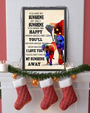 Elephants - you are my sunshine 16x24 Poster lifestyle-holiday-poster-4