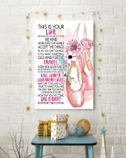 dance this is your life poster- LQT 01 16x24 Poster lifestyle-holiday-poster-3