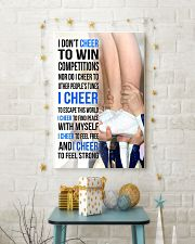 7- I DON'T CHEER TO WIN COMPETITIONS 11x17 Poster lifestyle-holiday-poster-3