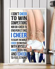 7- I DON'T CHEER TO WIN COMPETITIONS 11x17 Poster lifestyle-poster-4