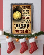 SOFTBALL - THERE ARE SO MANY PEOPLE POSTER SKY 11x17 Poster lifestyle-holiday-poster-4