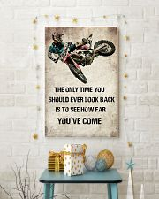 MOTOCROSS- THE ONLY TIME YOU 11x17 Poster lifestyle-holiday-poster-3