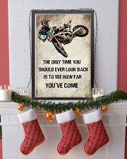 MOTOCROSS- THE ONLY TIME YOU 11x17 Poster lifestyle-holiday-poster-4