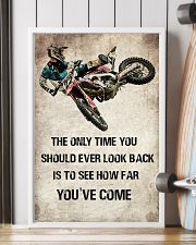 MOTOCROSS- THE ONLY TIME YOU 11x17 Poster lifestyle-poster-4