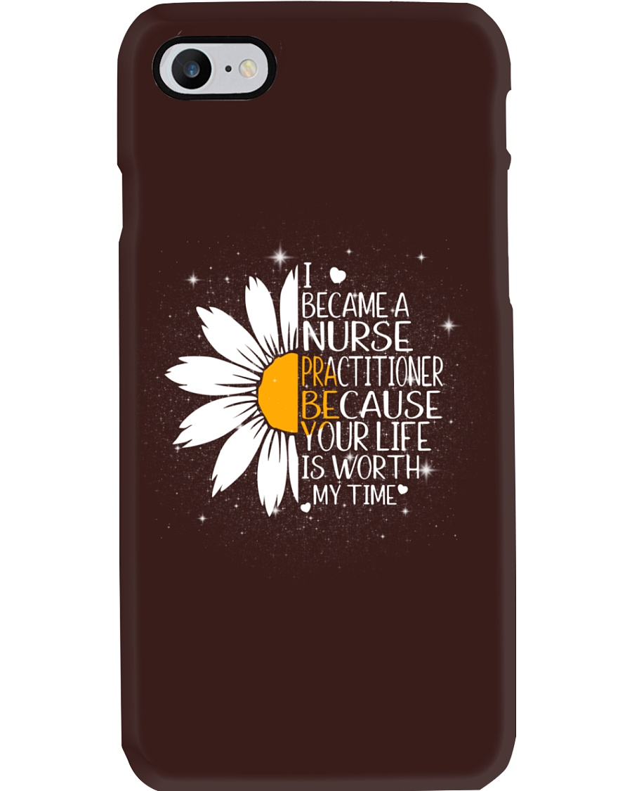 6-NURSE PRACTITIONER - I BECAME Phone Case