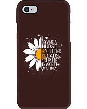 6-NURSE PRACTITIONER - I BECAME Phone Case i-phone-7-case