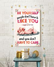PIG 16x24 Poster lifestyle-holiday-poster-3