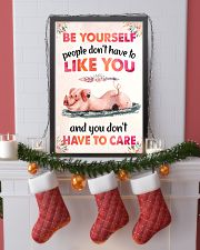 PIG 16x24 Poster lifestyle-holiday-poster-4