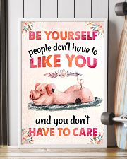 PIG 16x24 Poster lifestyle-poster-4