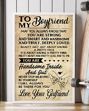 TO MY BOYFRIEND- YOUR GIRLFRIEND 16x24 Poster lifestyle-poster-4