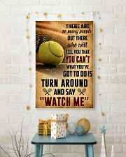 TENNIS - THERE ARE SO MANY PEOPLE POSTER SKY 11x17 Poster lifestyle-holiday-poster-3