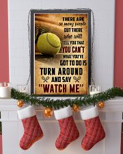 TENNIS - THERE ARE SO MANY PEOPLE POSTER SKY 11x17 Poster lifestyle-holiday-poster-4