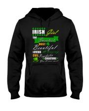 irish girl the sweetest Hooded Sweatshirt thumbnail